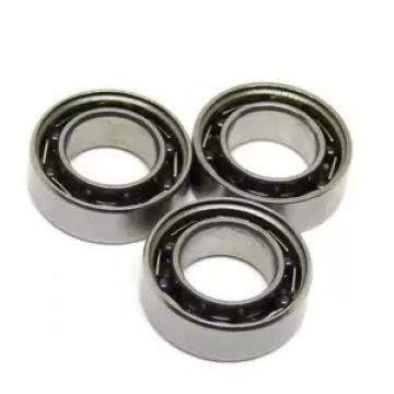 90 mm x 140 mm x 24 mm  SKF S7018 CE/P4A angular contact ball bearings
