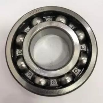 55 mm x 120 mm x 29 mm  NACHI 7311CDB angular contact ball bearings