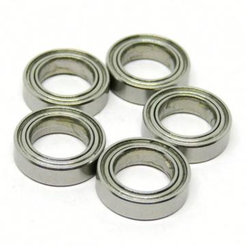 6.35 mm x 12.7 mm x 5.558 mm  SKF D/W RW188 R-2Z deep groove ball bearings